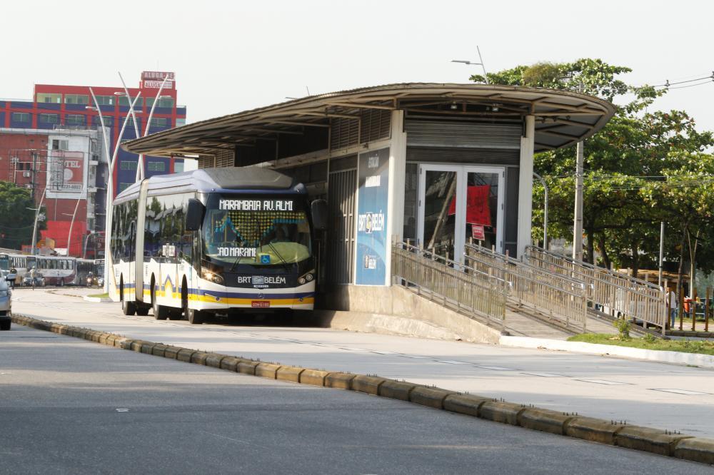 BRT suspenso por 15 dias a partir desta quarta dia 01/04