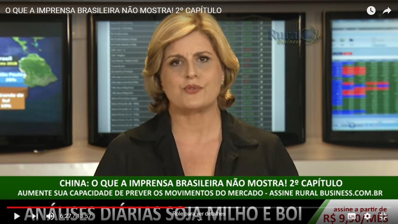 O QUE A IMPRENSA BRASILEIRA NÃO MOSTRA!