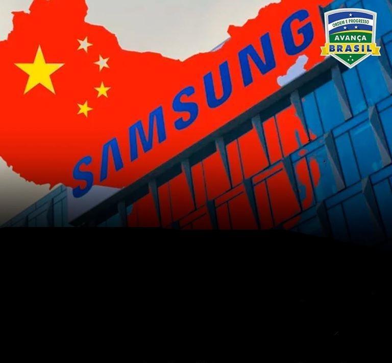 Sansung abandona a China