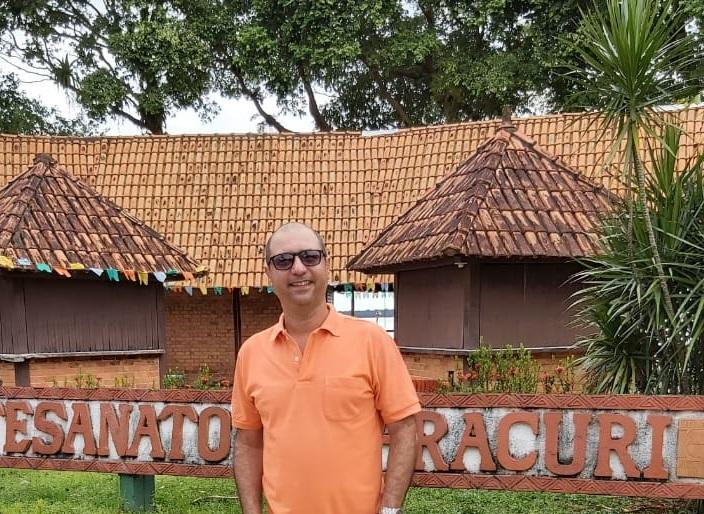 Ruy Martins é a Cara da Vila Sorriso