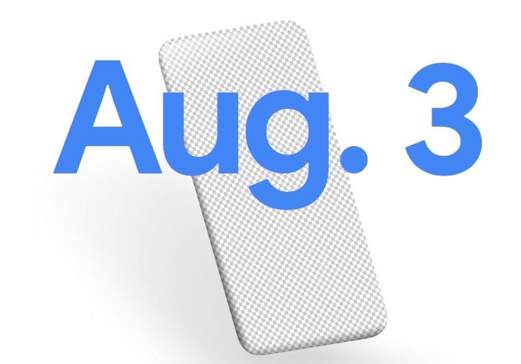 Google Pixel 4a será revelado no dia 3 de agosto