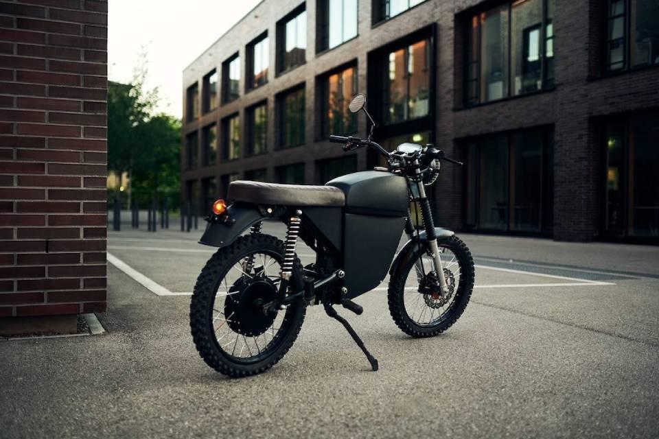 Moto elétrica já custa mesmo preço de uma a gasolina na Alemanha