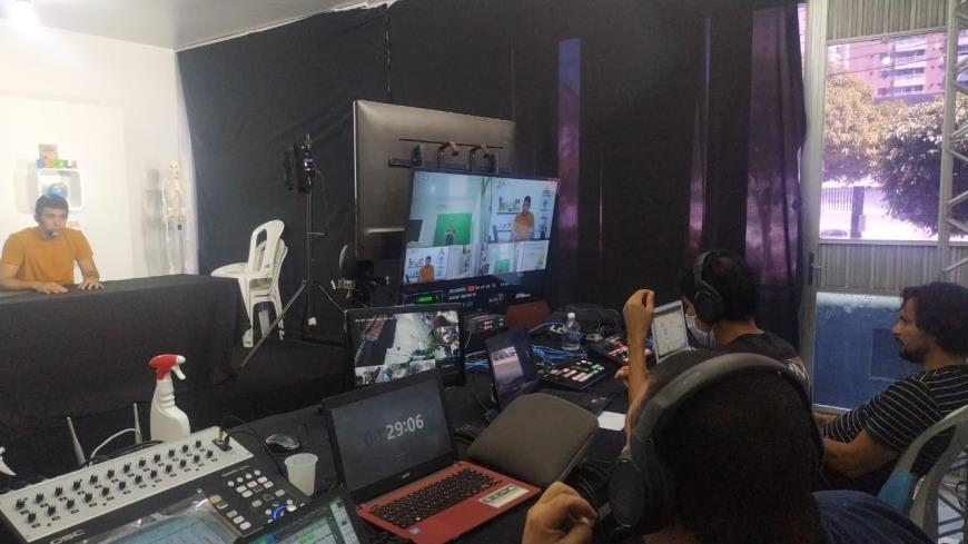 Aulas na TV estão de volta com o Programa Educa Belém