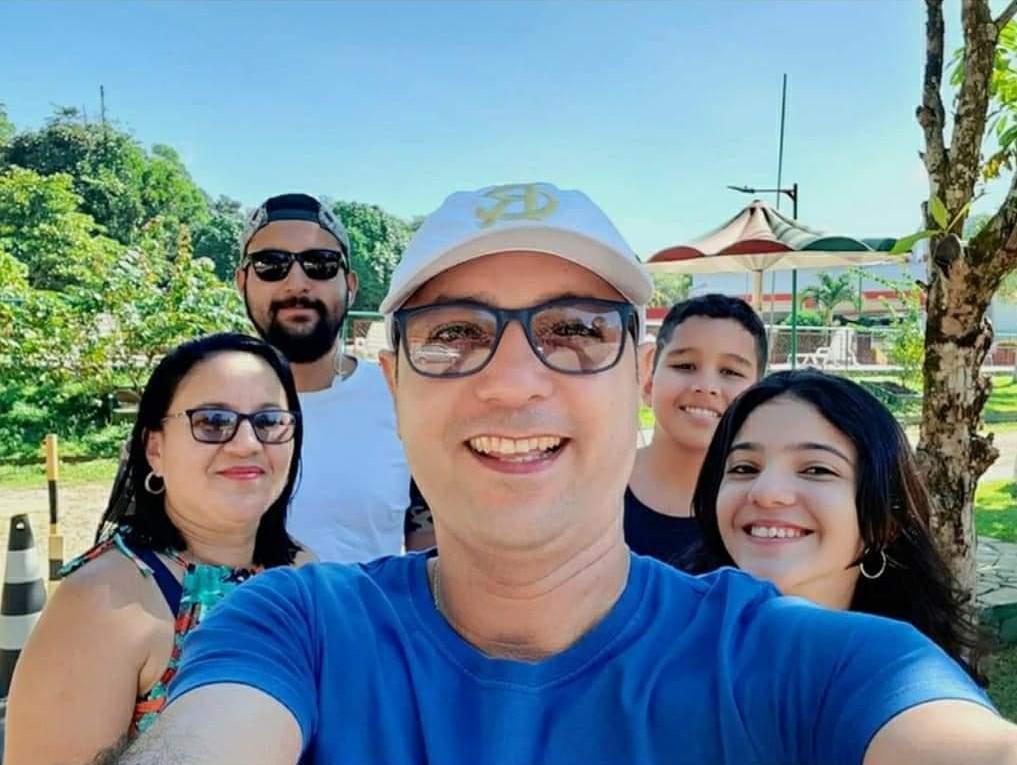Ruy Martins é o Pai do Ano de Icoaraci 2020