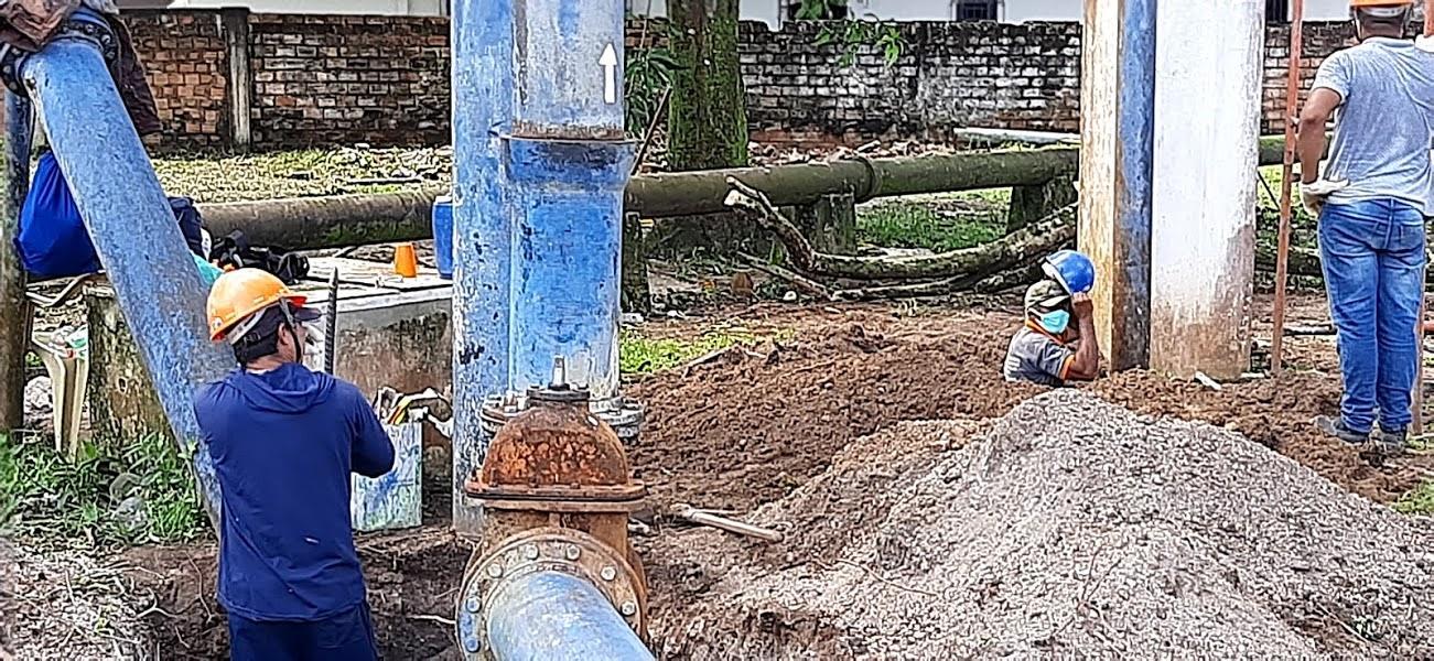 Mais água: setor São Roque será entregue para a população icoaraciense