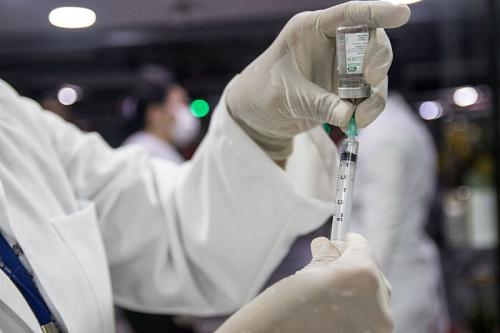 Campanhas de vacinação contra pólio e sarampo são prorrogadas até 20 de dezembro