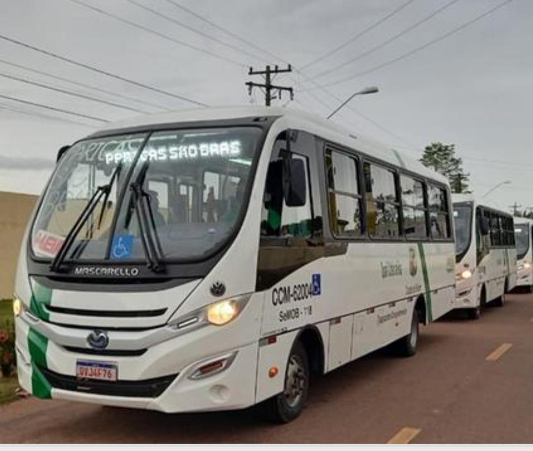 Nova linha de ônibus para o Quinta dos Paricás