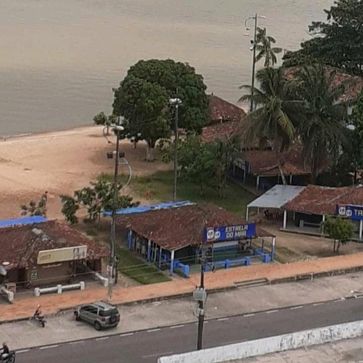 Praia do Cruzeiro vazia