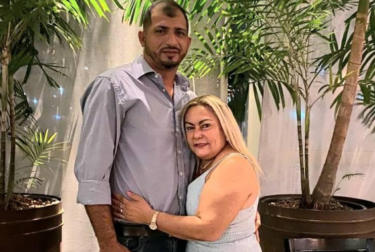 O casório de Marisa e Luis André