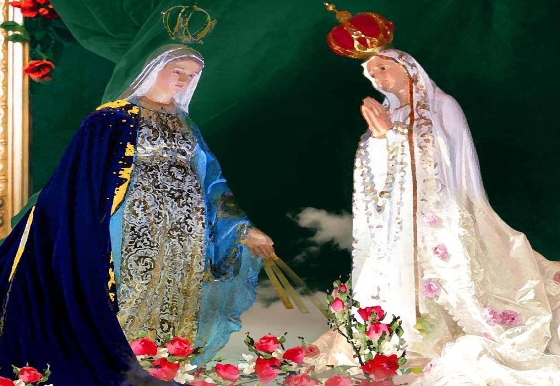 Nossa Senhora de Fátima - 13 de Maio