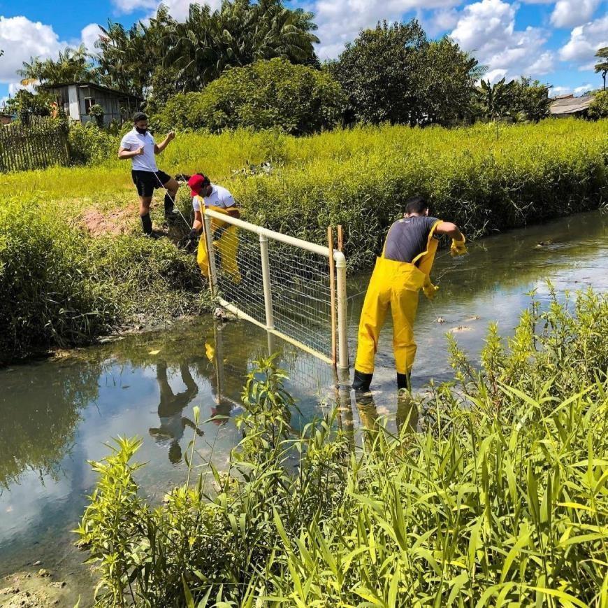 Adic aprova projetos que visam a preservação ambiental e o bem-estar em Icoaraci