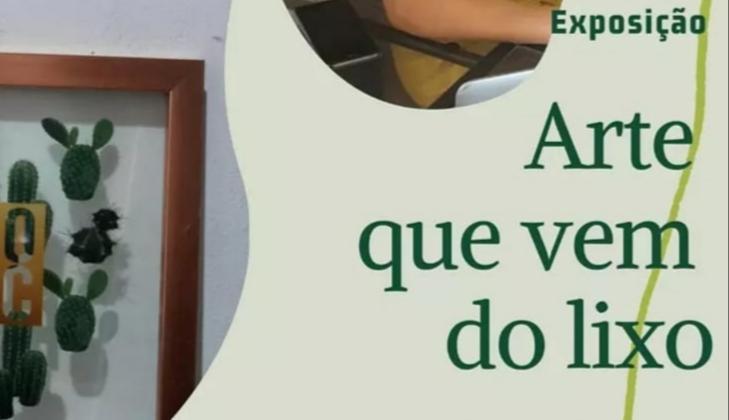 E continua a temporada de exposições na Biblioteca Avertano Rocha
